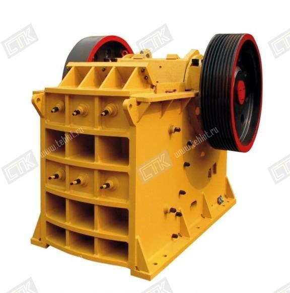 Щековая дробилка jc широко применяет в металлургической, химической, горно-рудной, бетонной